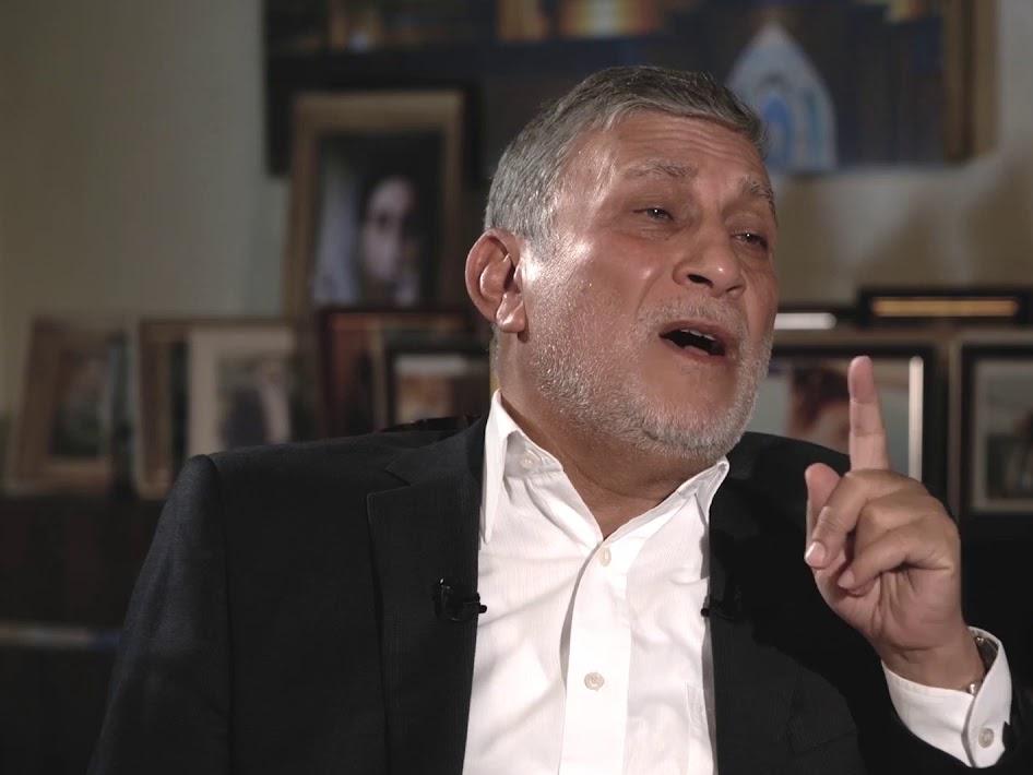 الشابندر مخاطباً العاني: انت تكره من يقف مع فلسطين ولا تحب العرب