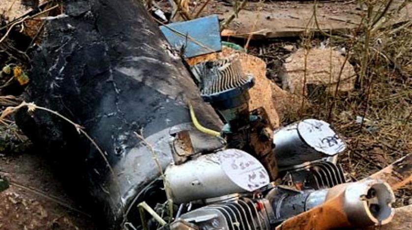«التحالف» يعترض ويدمر ثالث طائرة حوثية مسيّرة خلال يومين