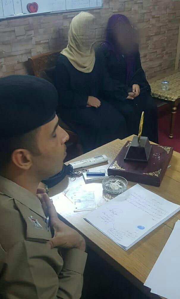 الشرطة المجتمعية تعيد مجهورات فتاة سرقها شاب اغراها بالزواج