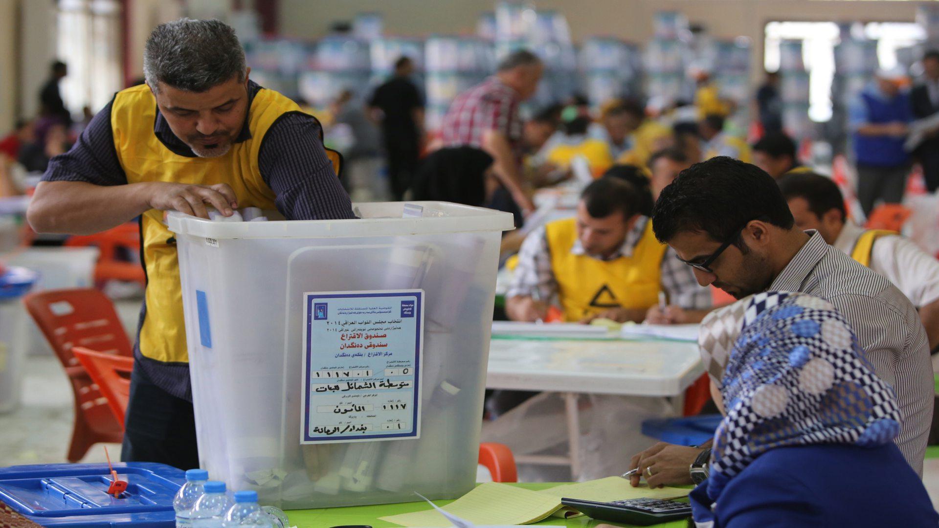 خاص - ترشيحات أولية للقوائم الفائزة بالانتخابات العراقية.. من هم ابرز الفائزين والخاسرين؟