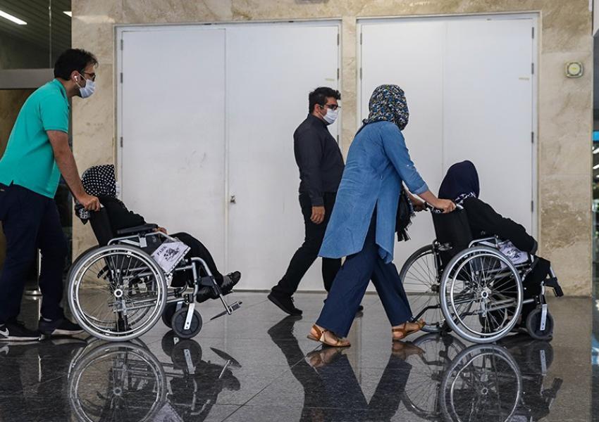 وزير الصحة الايراني: سنواجه موجة وبائية جديدة في تشرين الثاني