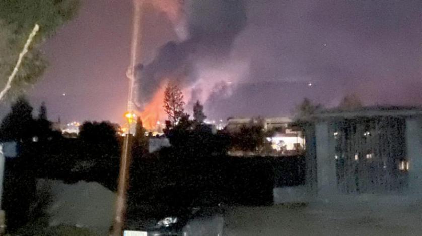 بعد القصف الإسرائيلي... تحركات إيرانية «مريبة» قرب الحدود السورية ـ العراقية
