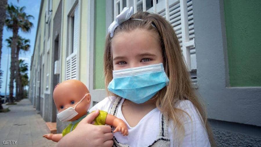 الأطفال والإصابة بكورونا.. فرنسا تسجل