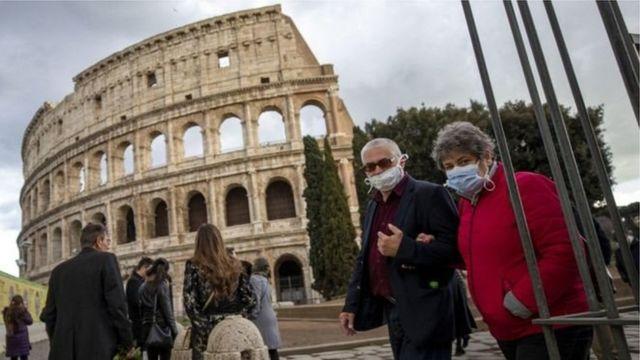 إيطاليا: الصحة العالمية