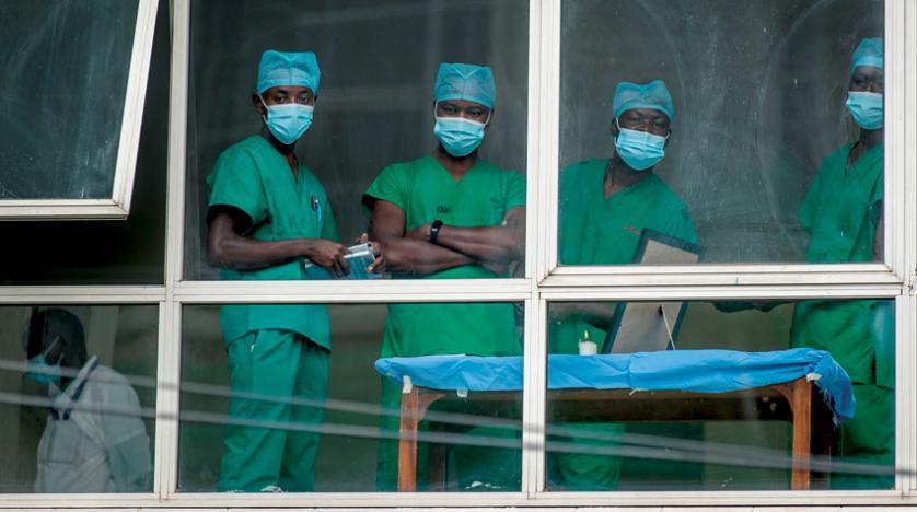 نداء أممي عاجل لتوسيع التغطية اللقاحية في أفريقيا