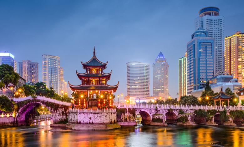 الصين تنشئ