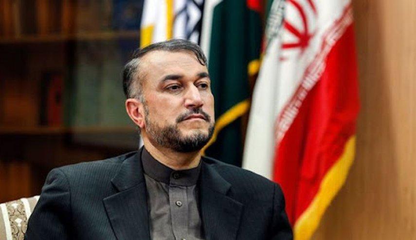 ايران: عبد اللهيان يؤكد على السياسة الخارجية المتوازية والدبلوماسية النشطة