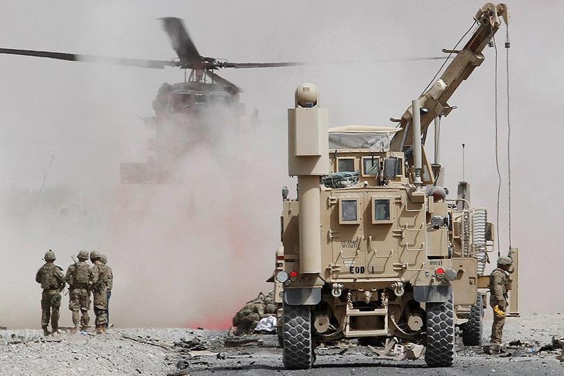 توضيح من العمليات المشتركة بشأن الانسحاب الامريكي من العراق
