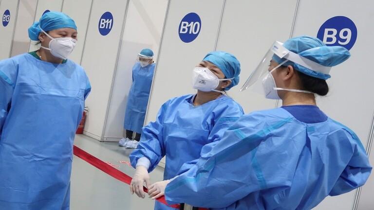 إصابات جديدة بكورونا في الصين