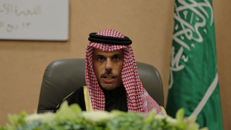 وزير خارجية السعودية يشدد على أهمية عودة إسرائيل والفلسطينيين للمفاوضات