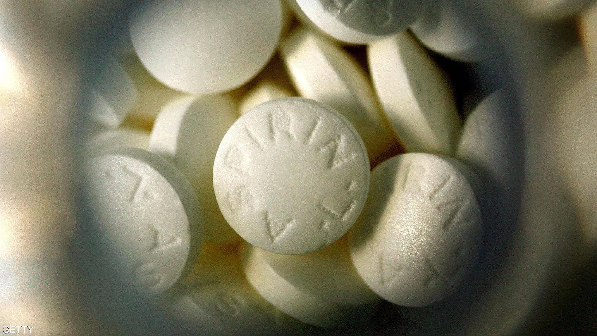 مفعول لا يصدق.. دراسة تكشف ما تفعله حبة الأسبرين بكورونا