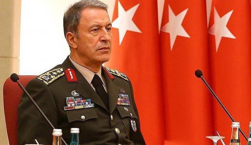 وزير الدفاع التركي يتمسك بعمليات بلاده العسكرية شمالي العراق