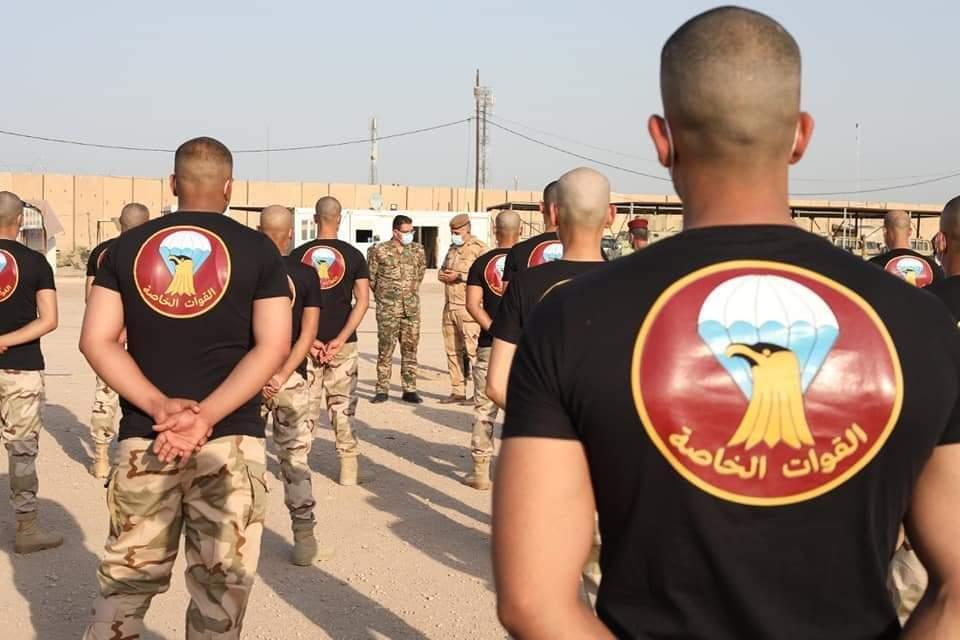 بالصور.. الدفاع تطلق دورة متكاملة لتشكيل فوج قوات خاصة تابع للحشد