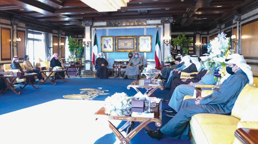 استقالة الحكومة الكويتية على خلفية أول مواجهة مع «الأمة»