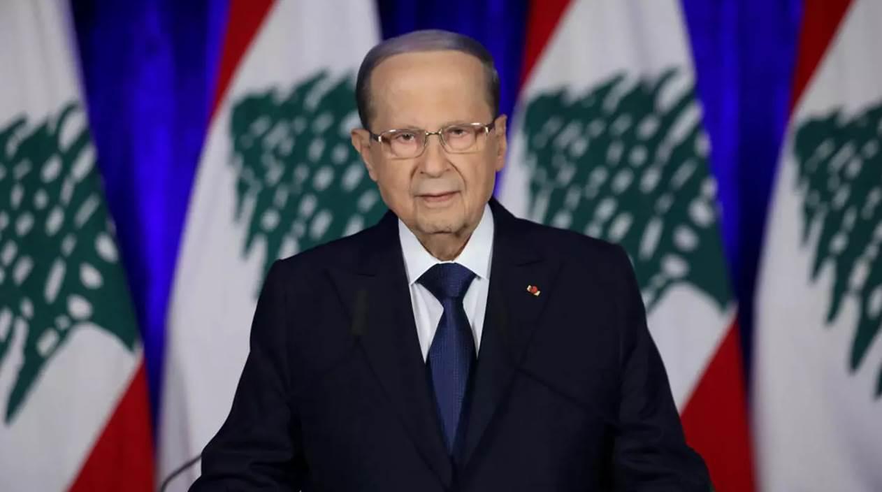 عون يتحدث عن بلد أسير إملاءات الخارج ويغمز من قناة الحريري