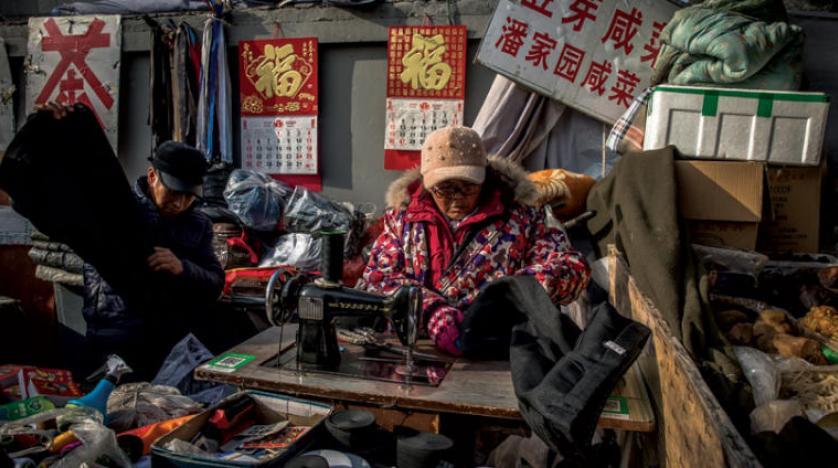 التضخم الصيني يرتفع دون التوقعات