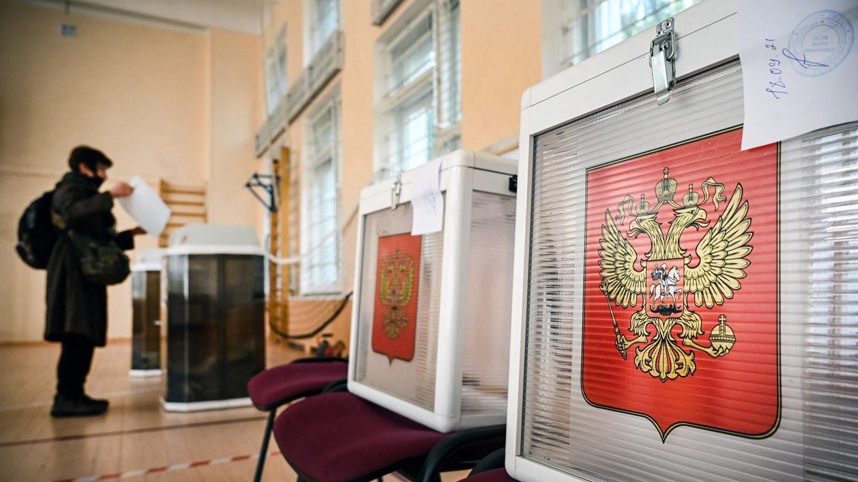 تعليق من الخارجية الأميركية على الانتخابات البرلمانية الروسية