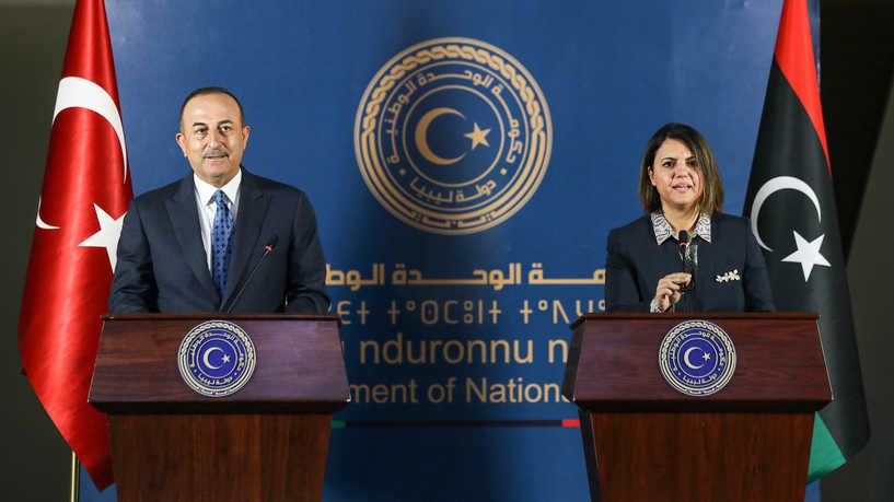 بعد مطالبتها بخروج القوات التركية.. وزيرة خارجية ليبيا في مرمى سهام الميليشيات