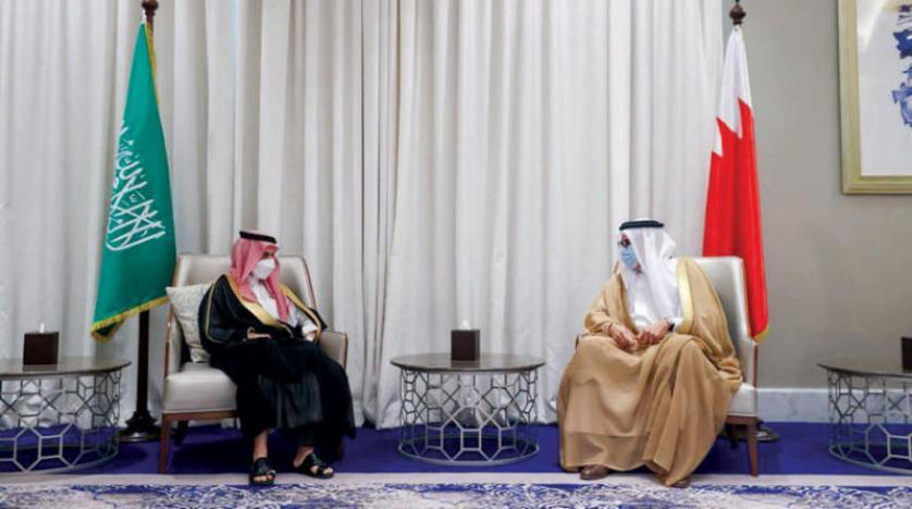 المنامة: أمن السعودية والبحرين كلٌّ لا يتجزأ... ومتحدون في العمل على صدّ الإرهاب