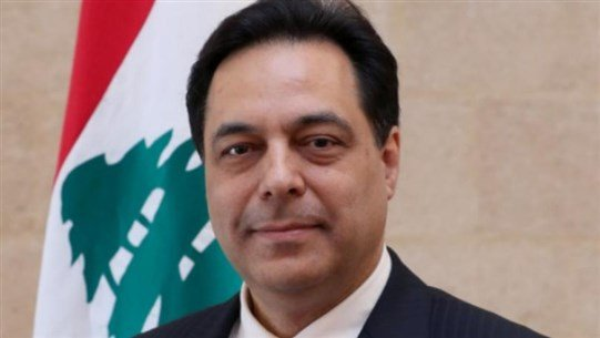 حسان دياب عاد الى بيروت