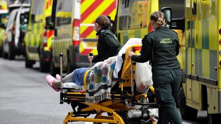 بريطانيا تسجل أعلى حصيلة إصابات يومية بكورونا منذ شباط