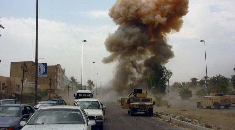 الاعلام الامني:  استشهاد واصابة 7 اشخاص بين مدنيين ومنتسبين بانفجار ناسفة في صلاح الدين