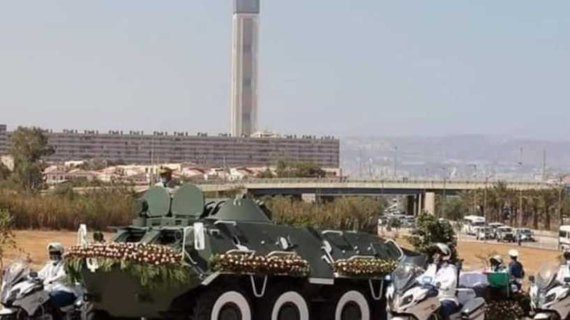 انتقادات عارمة لصحيفة جزائرية بعد صورة معدلة لـ