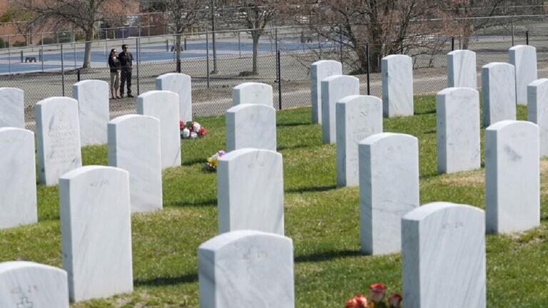 حصيلة وفيات كورونا تتجاوز الربع مليون في الولايات المتحدة