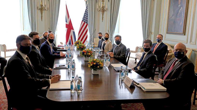 الصين وروسيا وسوريا وإيران.. ملفات كثيرة على طاولة اجتماعات مجموعة السبع