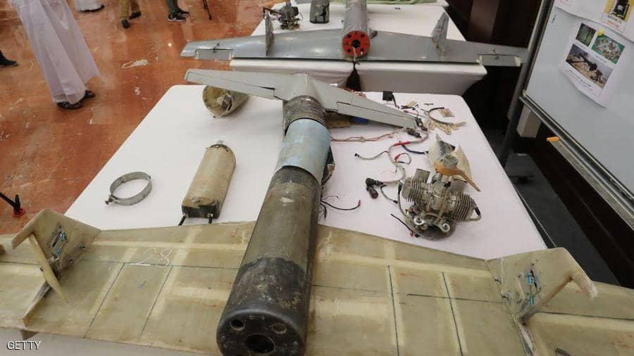 التحالف: اعتراض وتدمير 5 طائرات مسيرات مفخخة