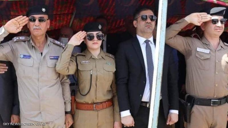 استدعاء 3 ضباط أدوا التحية لنشيد قومي تركي في كركوك