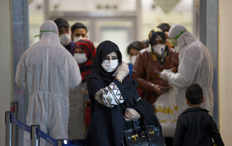 النجف تسجل اعلى معدل اصابات بكورونا منذ ظهور الفيروس