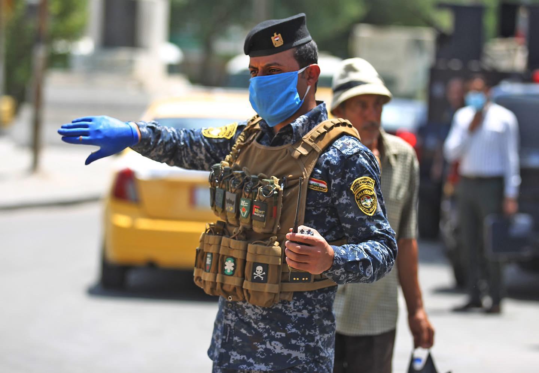 لجنة الصحة والسلامة تدرس إمكانية فرض حظر التجوال الشامل في أيام عيد الفطر