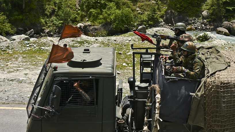 ترقب من الجانب الهندي تحسبا لأي هجوم صيني مباغت