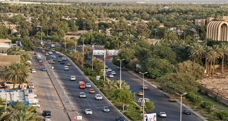 العراق يشهد حالة طقس تكسر حرارة حزيران