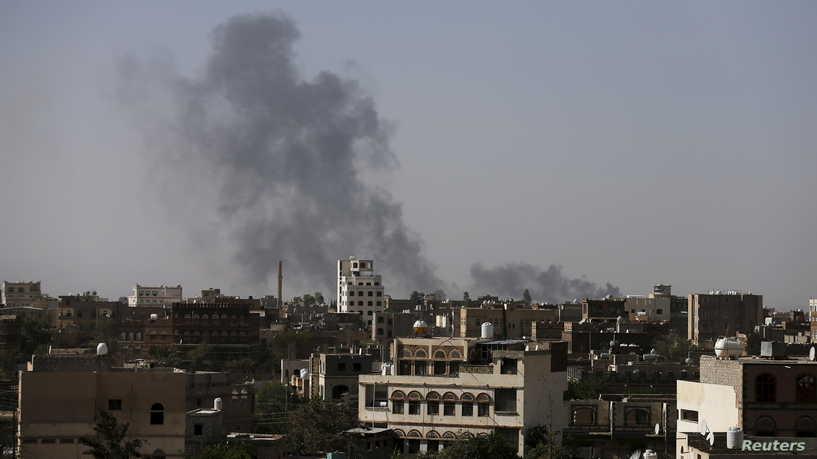 مقتل 8 مدنيين بقصف على مأرب عقب إعلان التحالف وقف عملياته في اليمن